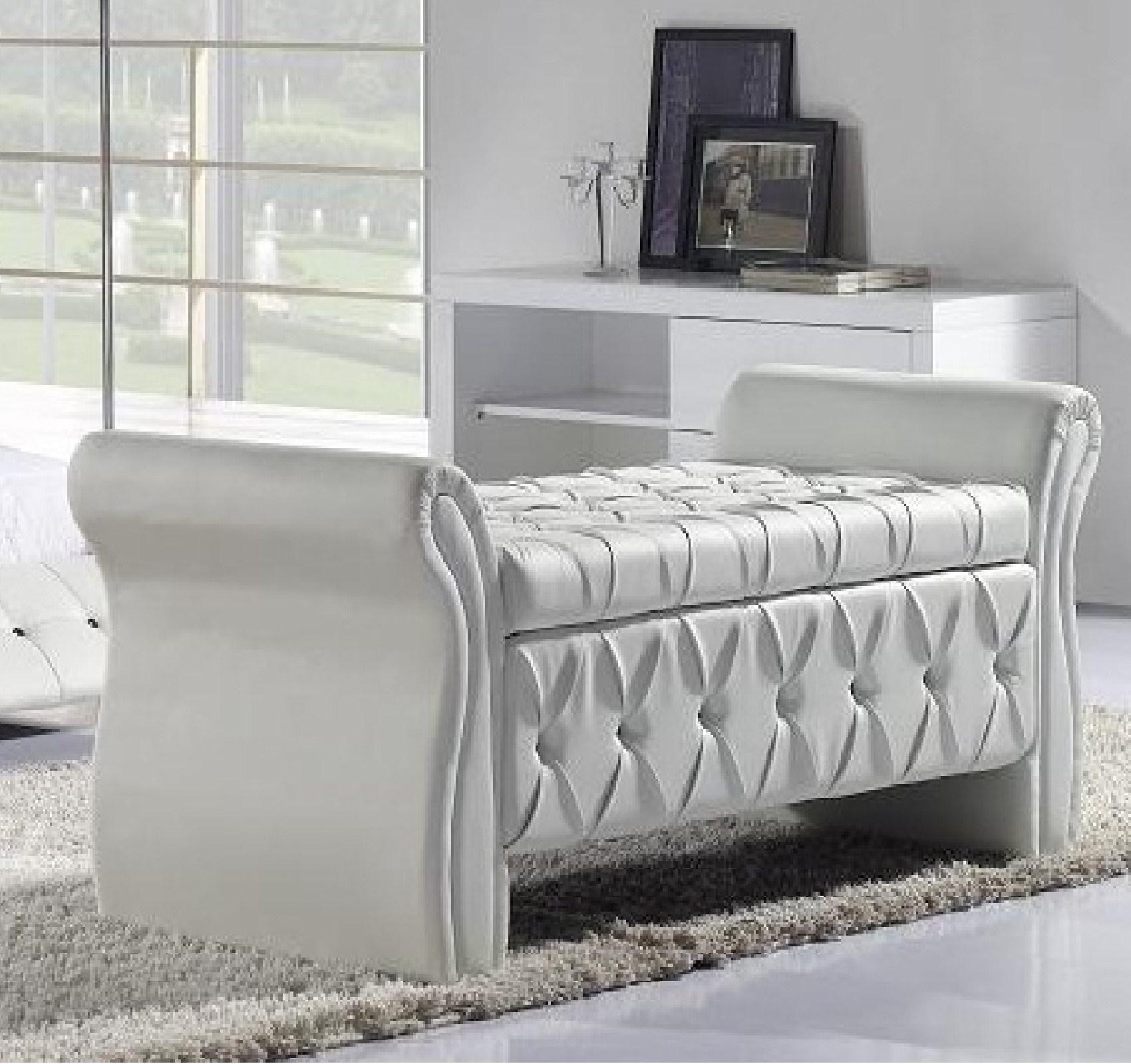 Pin di Olivan su divanetto da camera | Panca contenitore ...
