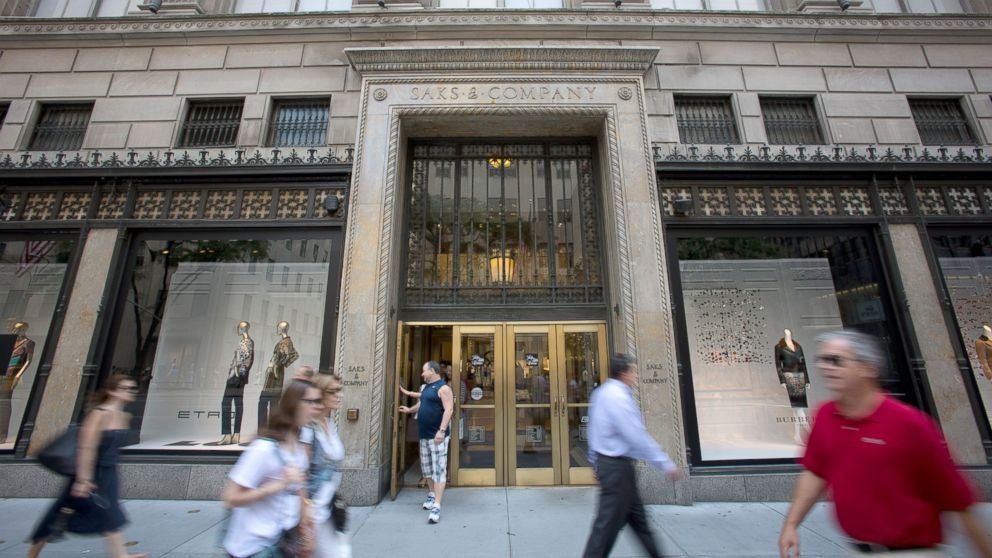 Saks 400,000 Shopping Spree Called Credit Card Fraud