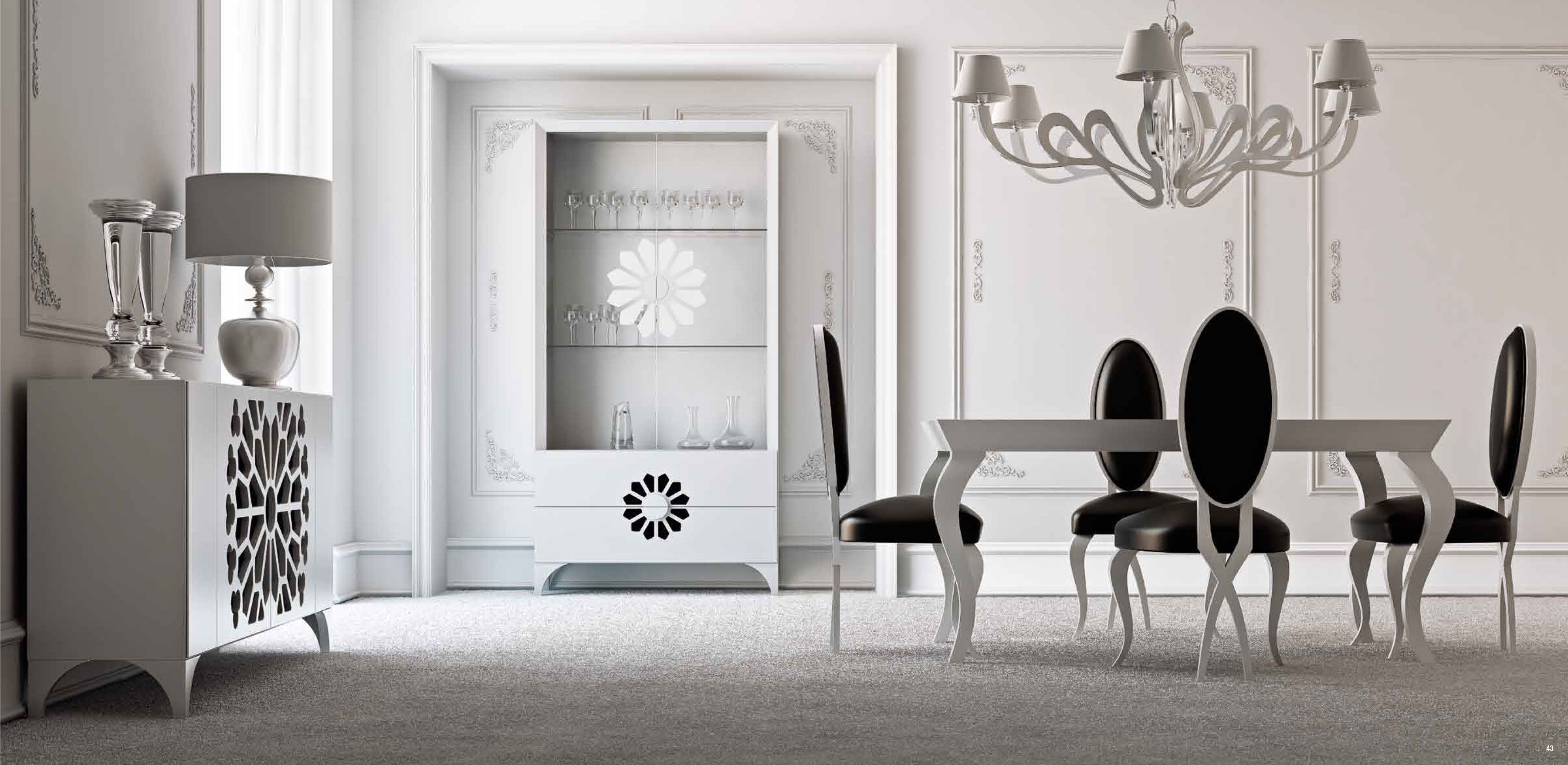 Modern Dining Set By Franco Furniture, Spain