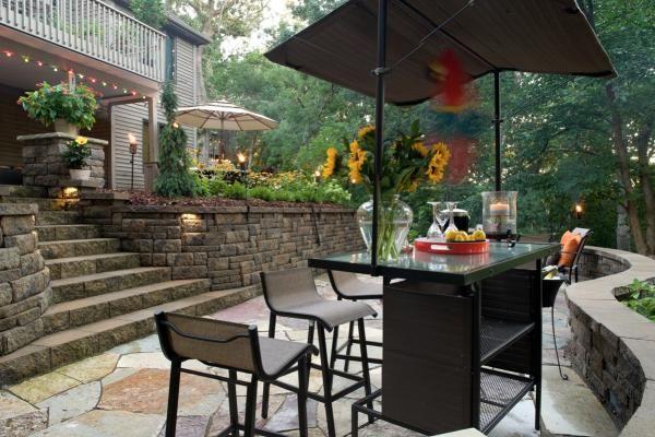 Minneapolis Backyard Landscape Design   Southview Design   BackYard ...