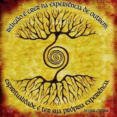 Religião x Espiritualidade