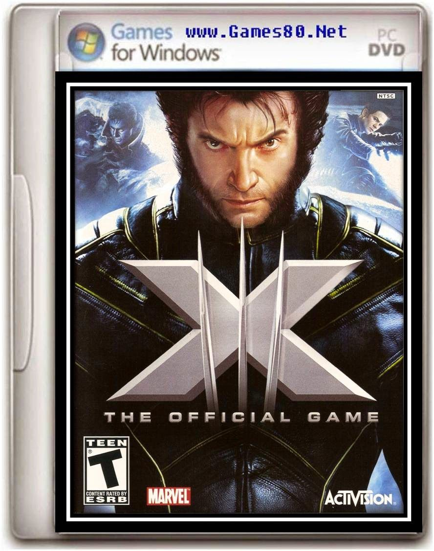 X Men The Official Game Pc games download, X men, Game sales