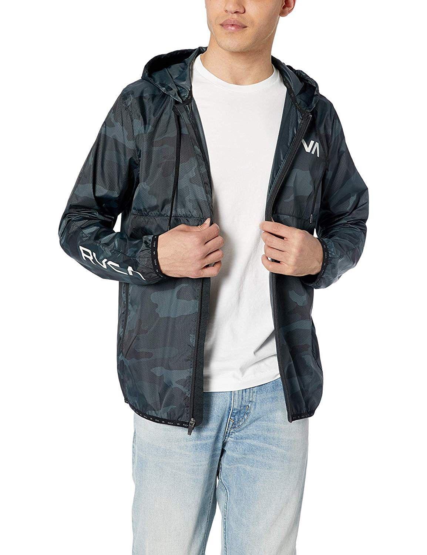 Men S Hexstop Iv Windbreaker Jacket Camo C118em2h7ct Size Small Windbreaker Jacket Men S Coats And Jackets Windbreaker Jacket Mens [ 1500 x 1154 Pixel ]