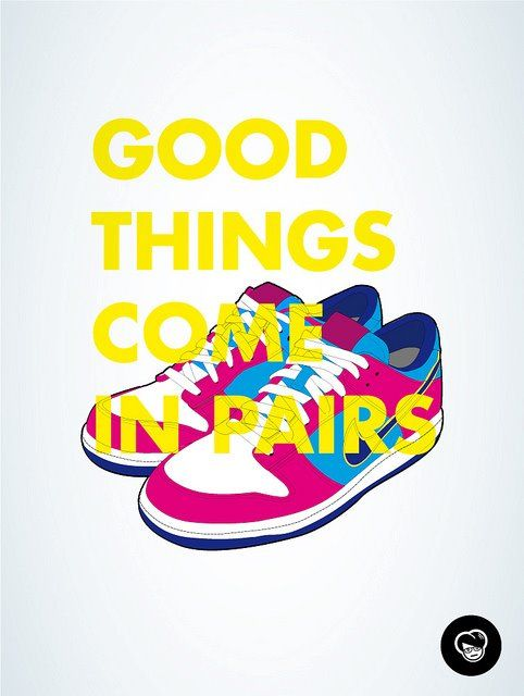 ::: Good things come in pairs :::