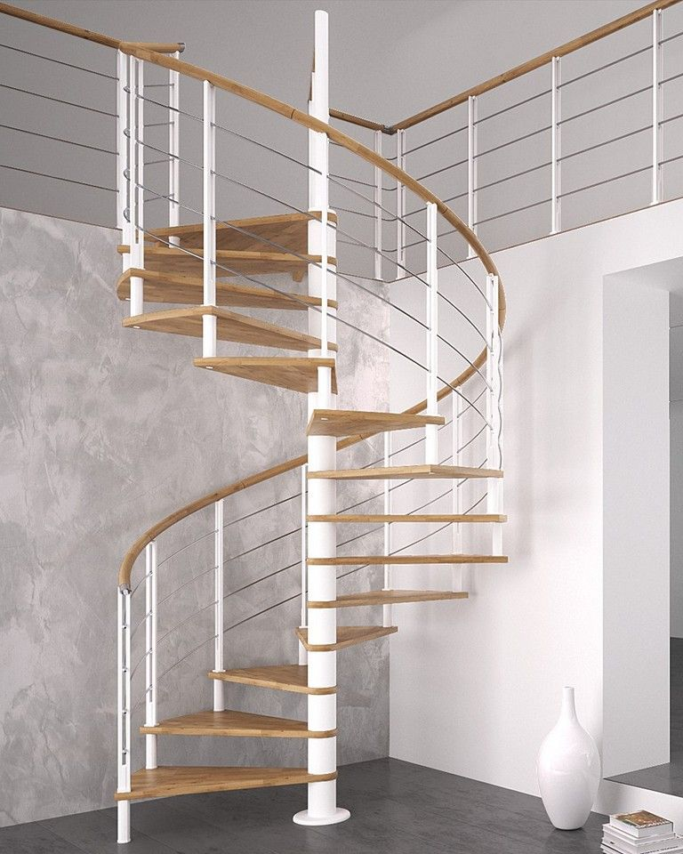 Decorating A Staircase Ideas Inspiration: 34+ Awesome Spiral Staircase Design Inspiration