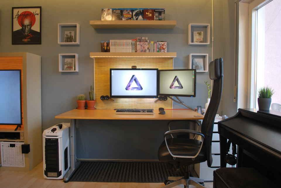 20 Gaming Battlestations That Will Make You Ridiculously Jealous   Game