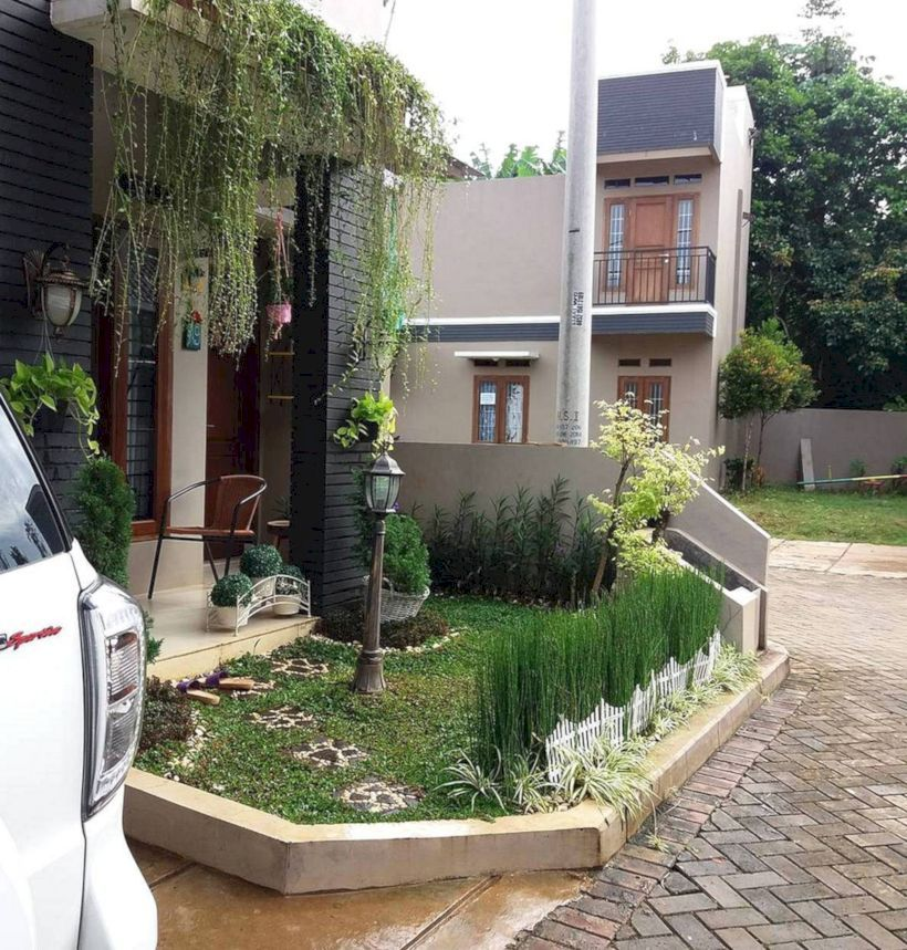 beautiful garden design ideas for small space also best minimalist house images in rh pinterest