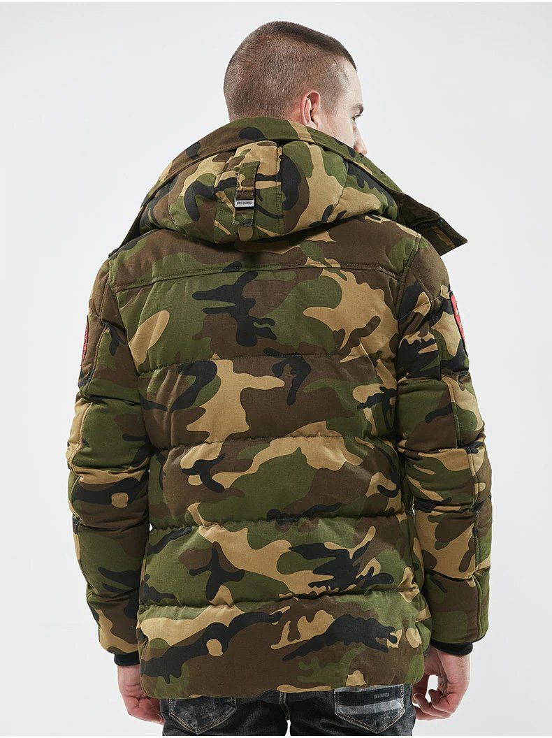 Military Tactical Camouflage Jacket Jacket Us Army Navy Thermal Outwear Thick Padded Jacket With Hood Milit Winter Jacket Men Hooded Winter Coat Winter Jackets [ 1056 x 790 Pixel ]
