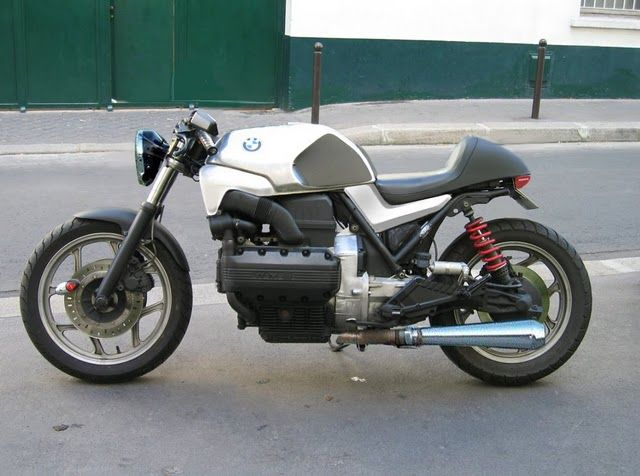 questa è una k100, molto pulita, elegantissima, mi piacerebbe