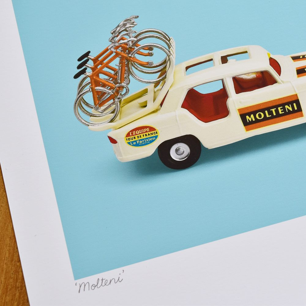 Tour de France Team Molteni Print