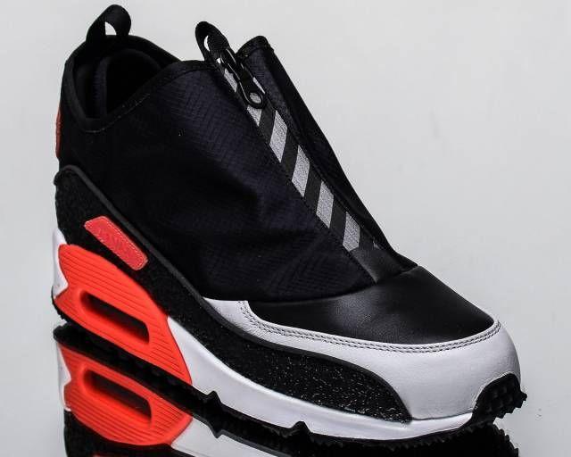 95e7eb545698 Nike Air Max 90 Utility mens lifestyle casual sneakers NEW white 858956-100