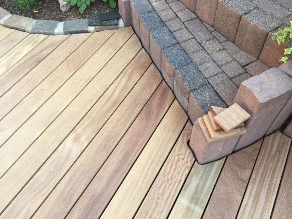 Erfahrungen Mit Cumaru Terrassendielen Von Betterwood Terrassendielen Terrassenbelag Terrasse