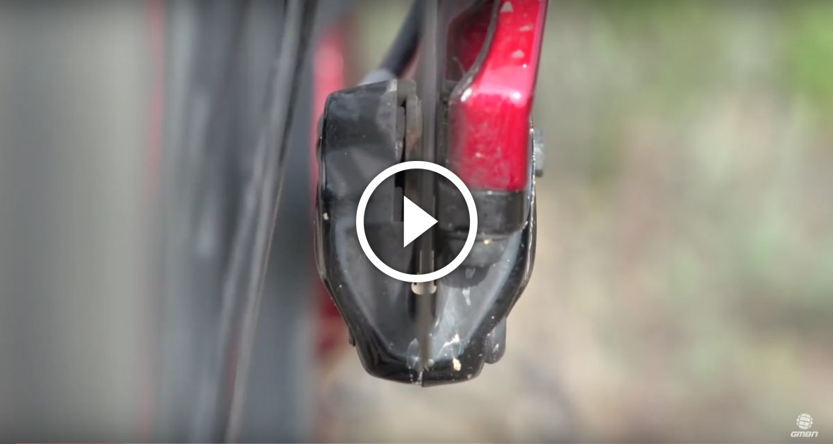Video How To Fix A Bent Disc Brake Rotor With Images Bike