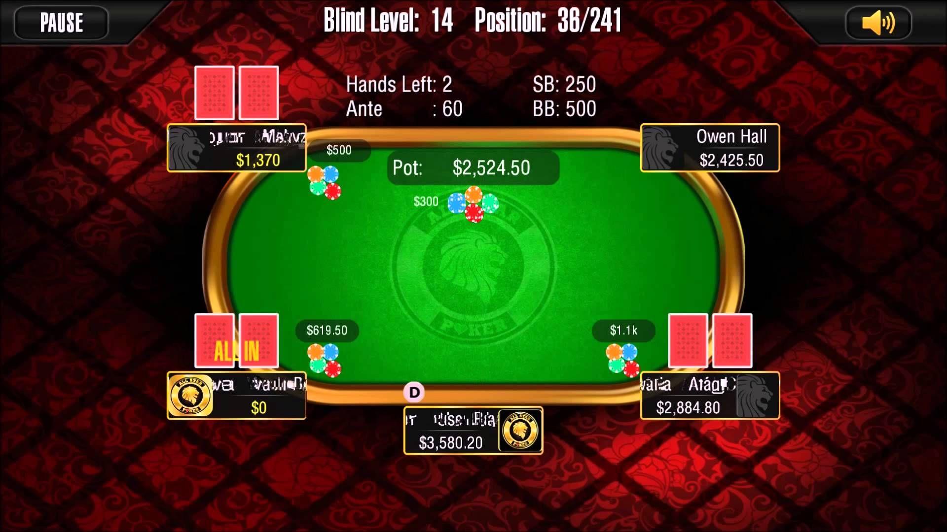 Star Poker App