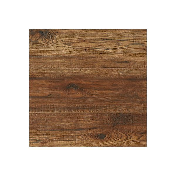 Home Decorators Collection 12mm Goldwyn Hickory Laminate Flooring...  ($1.97) ❤ Liked