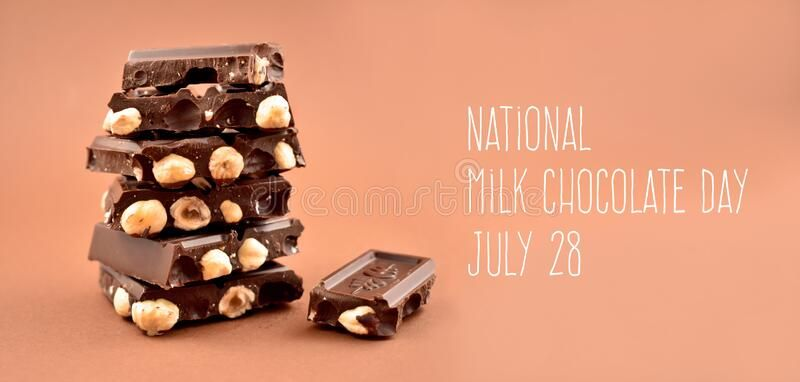 National Milk Chocolate Day Stock Images Pile Of Chocolate Stock Images Nut Ch Sponsored Paid Paid Chocolate In 2020 Chocolate Chocolate Day Chocolate Milk