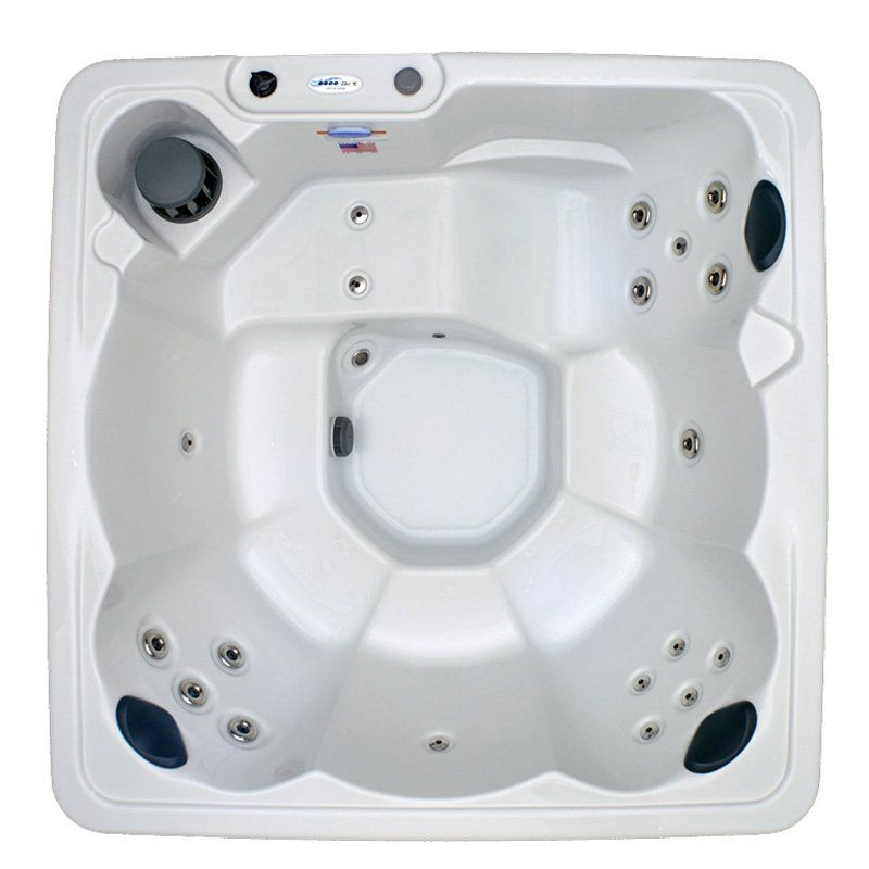 Hudson Bay Spas 6 Person 19 Jet Hot Tub - LPI19SS | Products ...