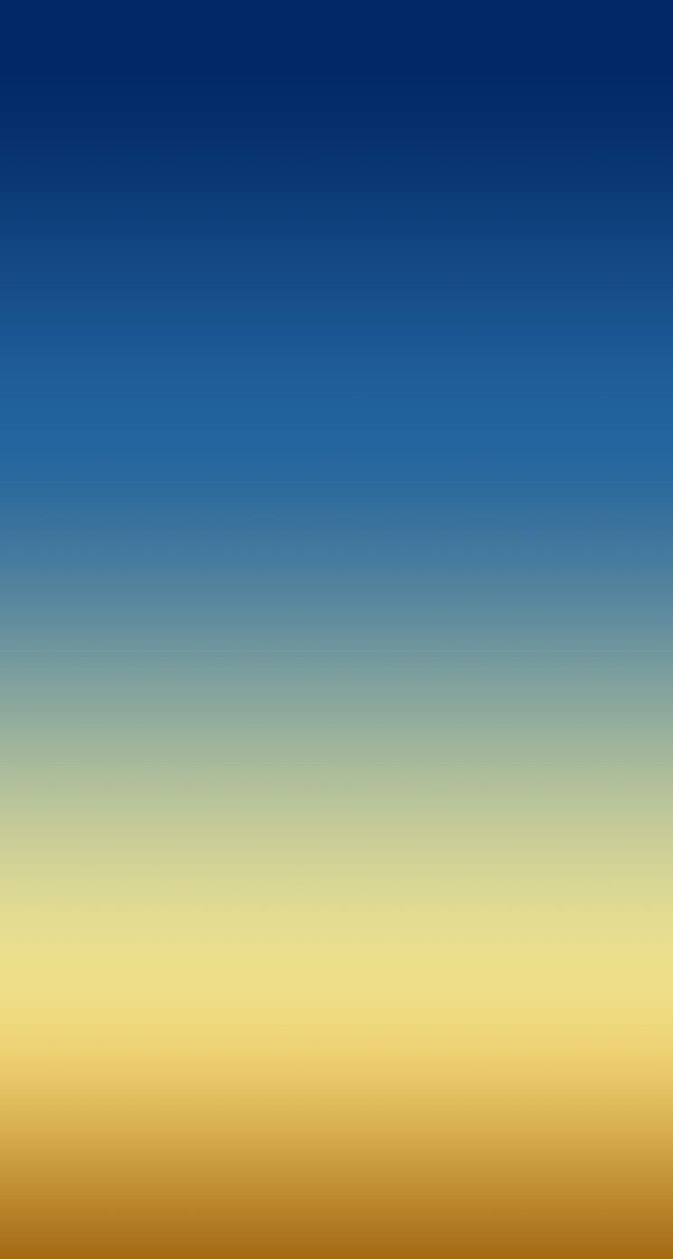 Minimalistic Yellow Blue Simple Grant Ombre Hd Iphone 5 Wallpaper