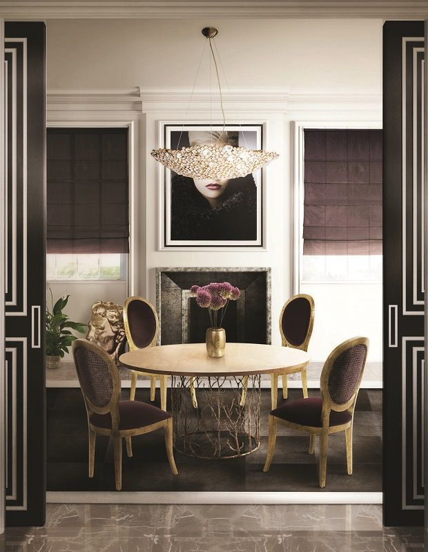 Most Wanted Trends For A Dining Room 2017 With Images Modern