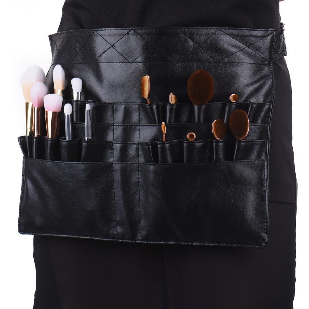 Professional Makeup Artist Apron Bag Belt Makeup Brush Belt It Cosmetics Brushes Makeup Brushes