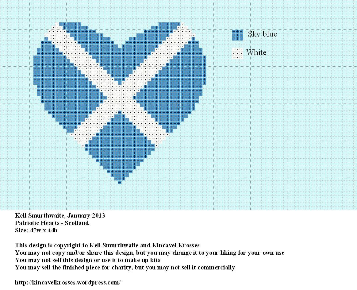 Image result for scottish flag cross stitch   Landsknecht Costuming ...