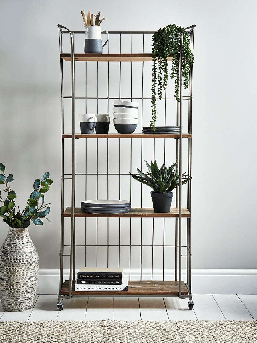 Three Delicate Hanging Frames - Silver | Home / interior design ...