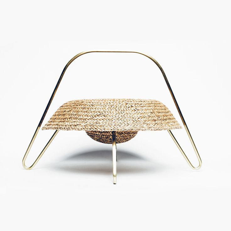 U0027paleae Brasilisu0027 Is A Collection Of Objects By Brunno Jahara + Ana Voss  Born From The Desire To Give Value To A Natural And Universal Material U2014  Straw.