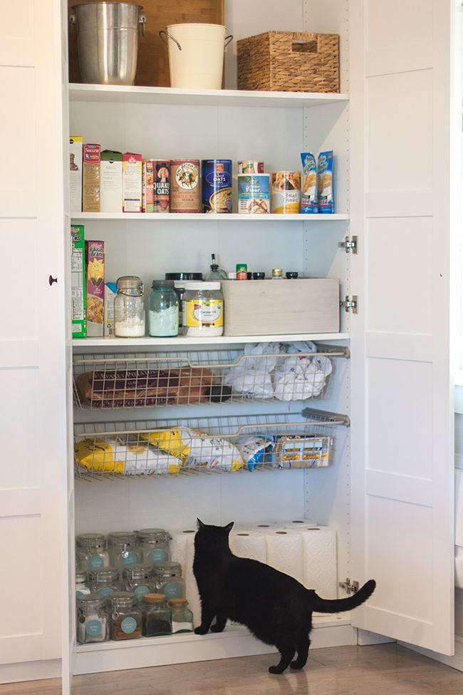 Amazing Kitchen Decorating Ideas: Kitchen Chronicles: Ikea Pax ...