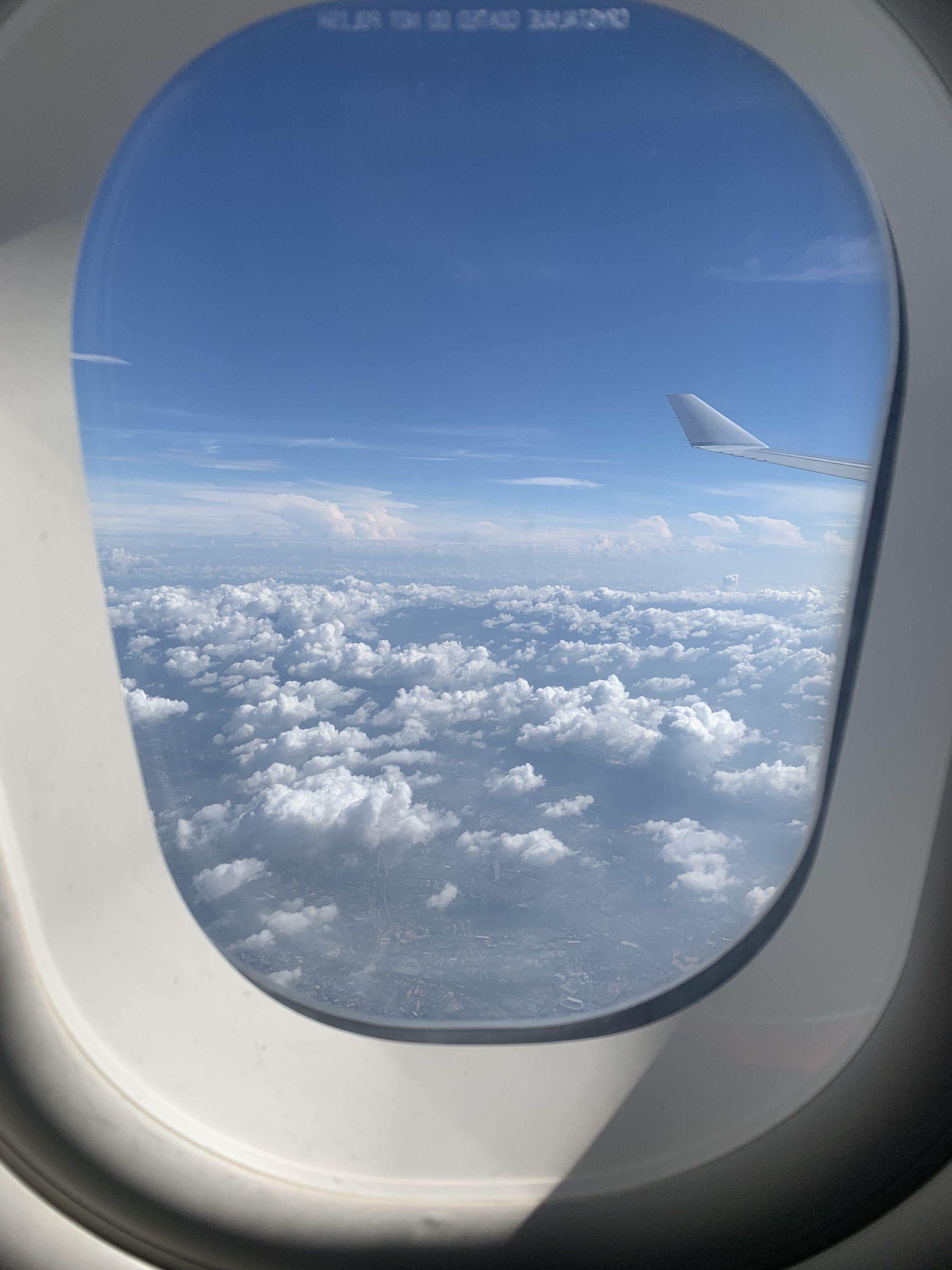 Pin By Yasmin Yusoff On Wallpaper Airplane View Scenes Views