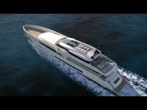 Wider 2015 - Italian Superyacht How is it built? Technical Specs explained - YouTube