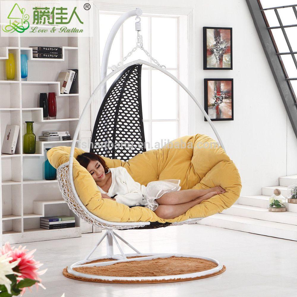 Indoor rattan hanging chair swing buy hanging chair hammockpatio