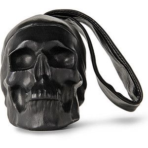 Natalia Brilli skull purse