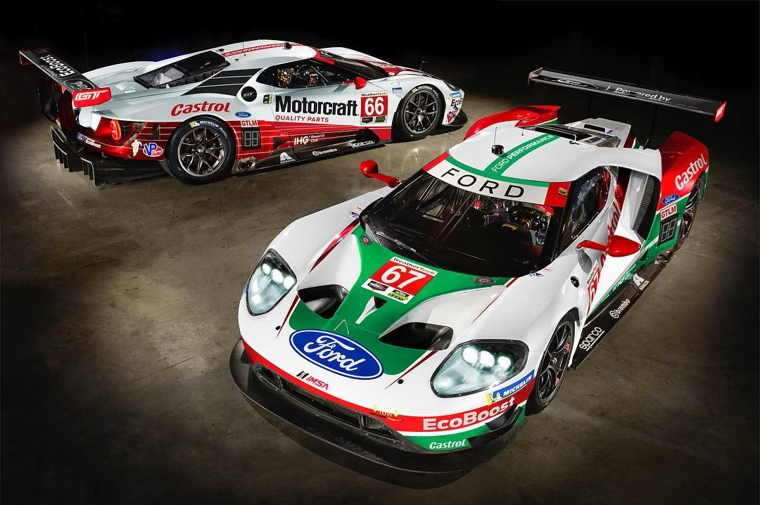 Imsa On Instagram Hello Historic Livery Fordperformance