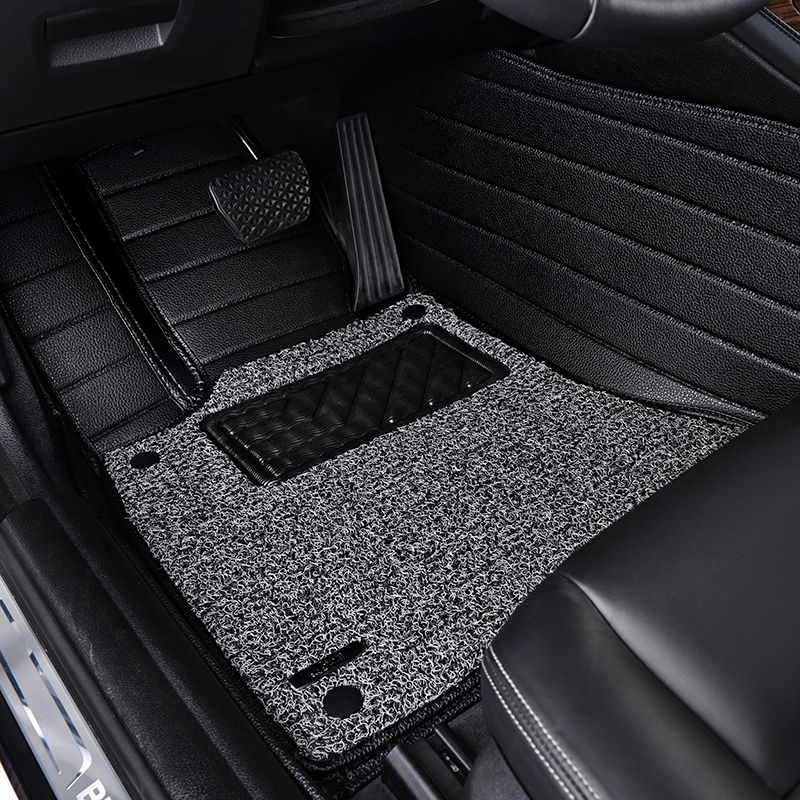 210 63us Leather Wire Car Floor Mat For Jeep Grand Cherokee Renegade Wrangler Compass Patriot Commander Waterproof Car Floor Rug 7705 Car Floor Mats Floor Ma Waterproof Car Interior Accessories Car Floor Mats