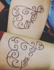 30 Tatouages A Faire Entre Sœurs Tattoo Amitie Geschwister
