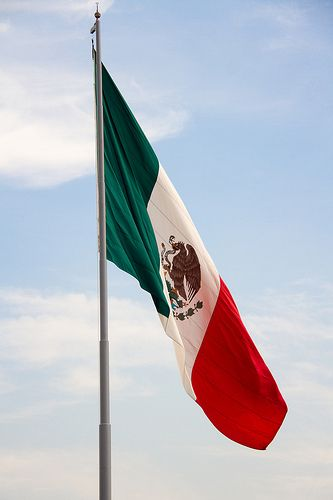 Still Getting You A Mexican For Your Birthday México Drapeau