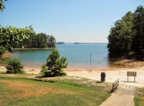 Shady Grove Park Lake Lanier