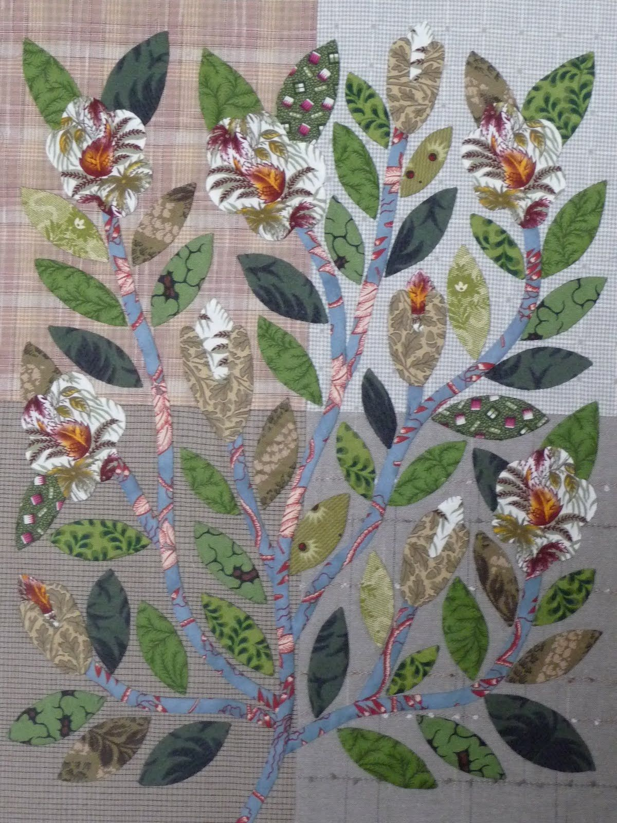 The Civil War Bride Quilt: MONA | sewing Betty | Pinterest