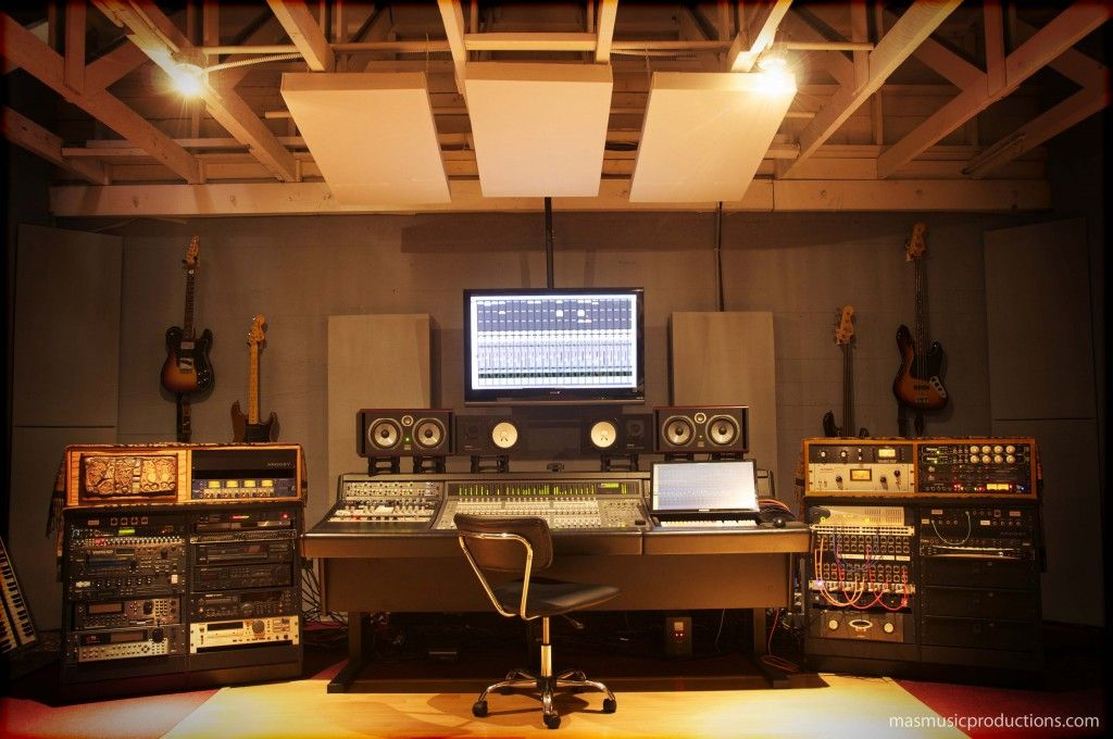 Wondrous 1000 Images About Studio On Pinterest Music Studio Room Music Largest Home Design Picture Inspirations Pitcheantrous