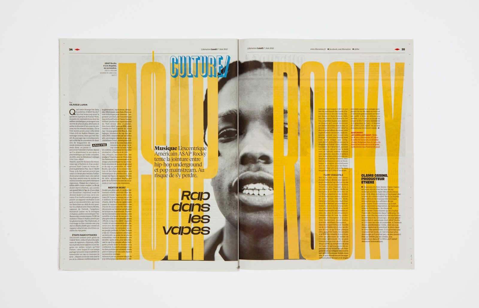 Libe Sans And Libe Typewriter For Liberation Editorial Design Layout Newspaper Design Magazine Layout Design