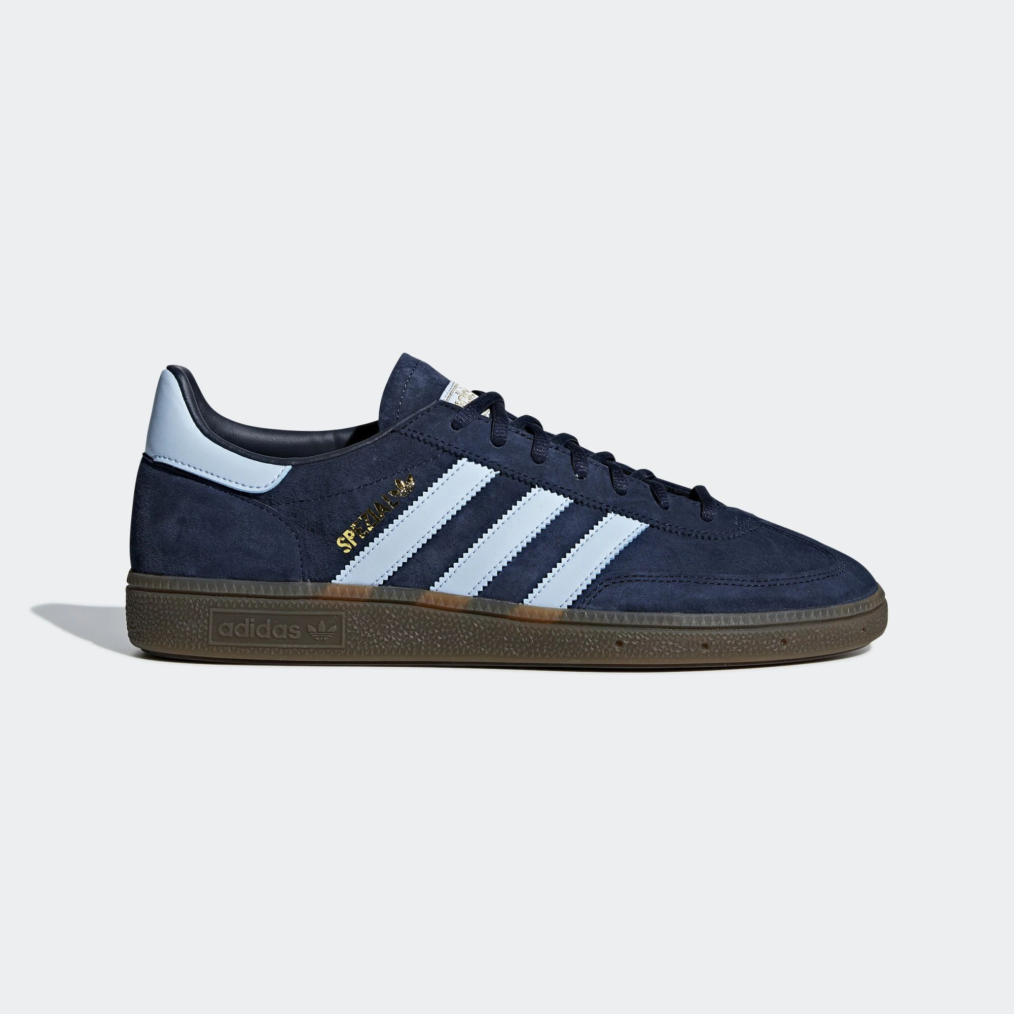 Adidas Handball Spezial Shoes Collegiate Navy Clear Sky