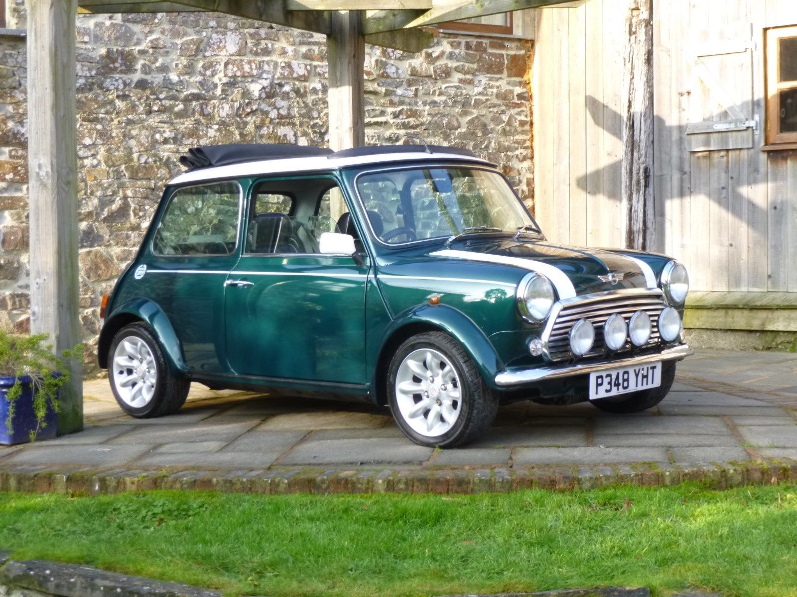 eBay: Classic Mini Cooper Sport On Just 23600 Miles From New ...
