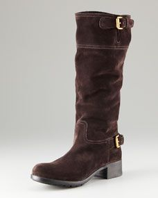 YES PLEASE!!! Prada Boots