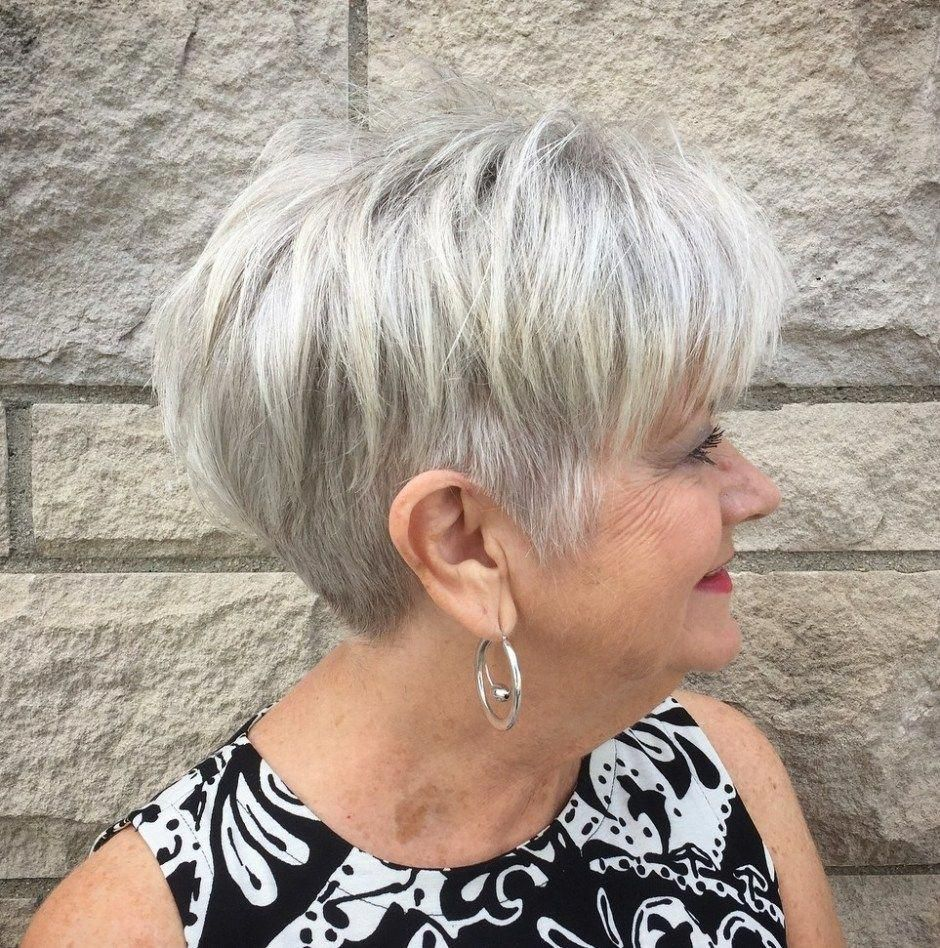 50 Fab Short Hairstyles And Haircuts For Women Over 60 Short Hair Styles Chic Short Haircuts Hair Styles