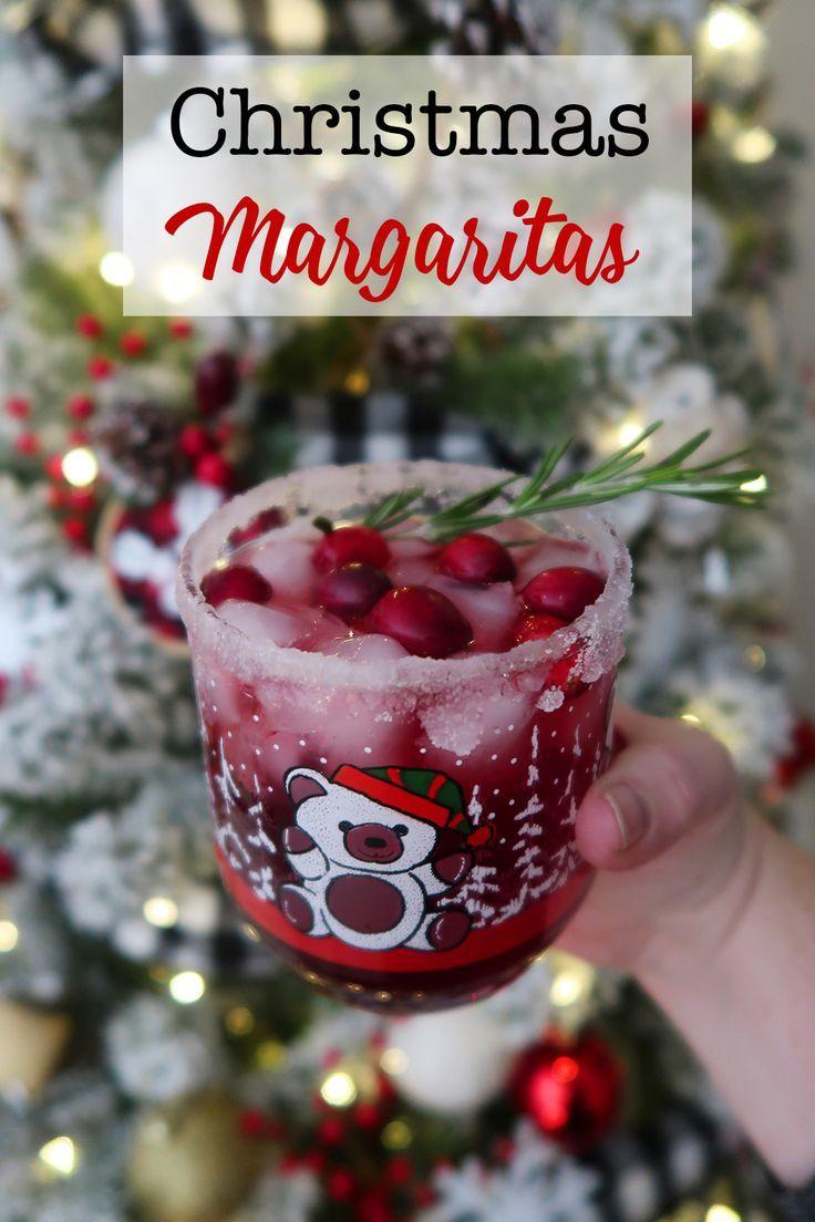Christmas Margarita - Weekend Craft