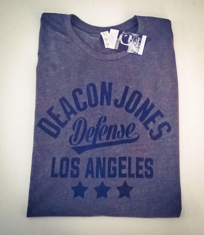 L.A. Rams T-Shirt - DEACON JONES  68127a067