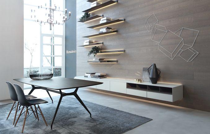 Tavolo Rimadesio ~ Showroom torino rimadesio showroom furniture