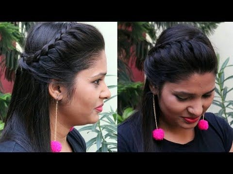 1 Min Summer Hairstyle Quick And Easy Hairstyles Hairstyle