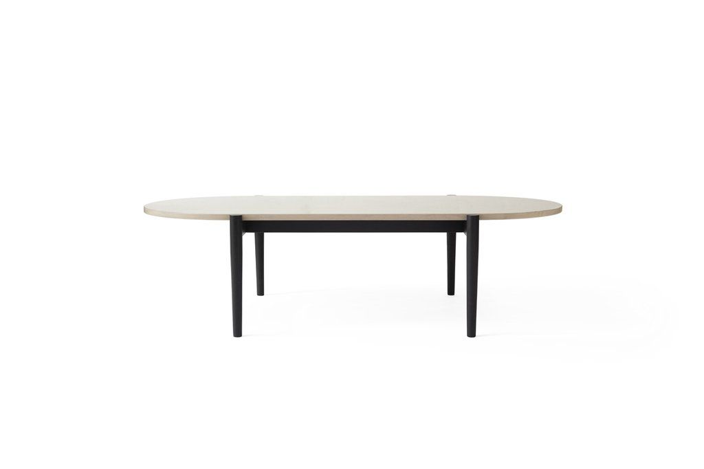 Septembre Coffee Table In Black Ash Grey Marble Design By Menu In 2020 Table Ash Grey Home Decor