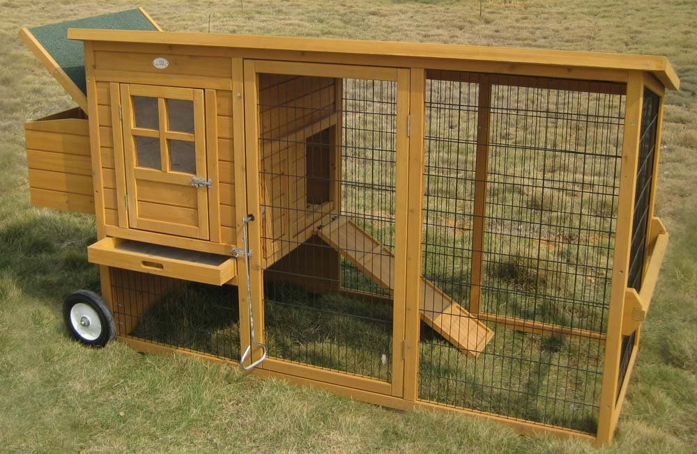 Eggshell Mayfair Portable 100 Fox Proof 3mm Welded Coated Wire Chicken Coop On Wheels M Portable Chicken Coop Building A Chicken Coop Chicken Coop On Wheels